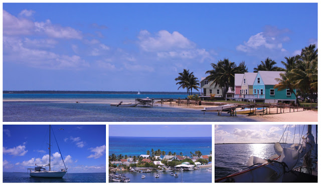 Bahamas Collage