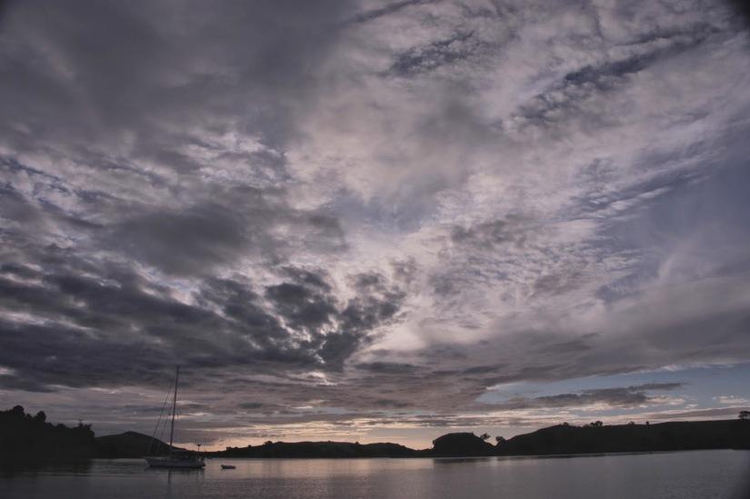 Sunset Te Kouma.JPG