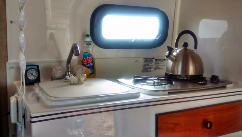 Scamp Kitchen