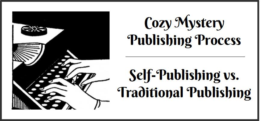 Cozy Mystery Indie Graphic