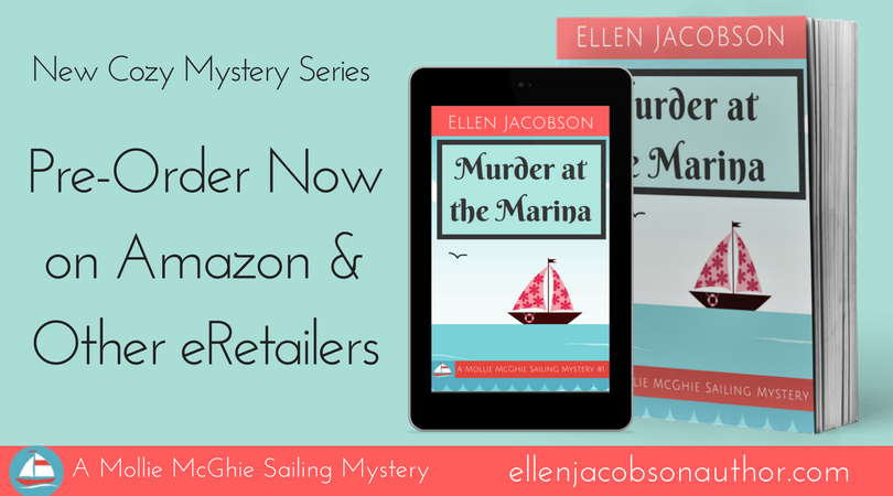 Murder at the Marina - Pre-Order Banner (All ERetailers)