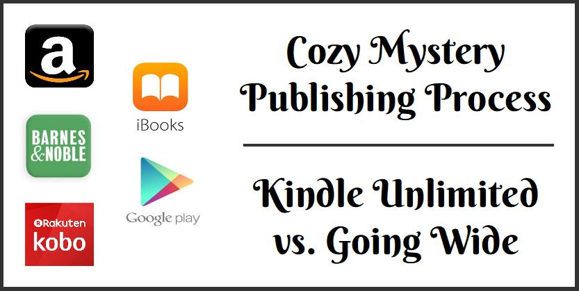 Cozy Mystery KU Wide Graphic