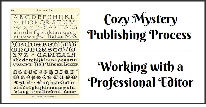 Cozy Mystery Publishing Graphic