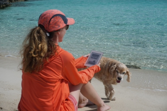 Murder at the Marina - Lucy Reading in Bahamas