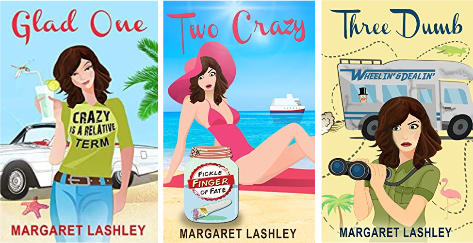 Margaret Lashley Covers